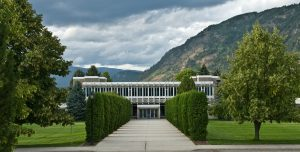 The Selkirk College Castlegar Campus is located in Castlegar British Columbia.